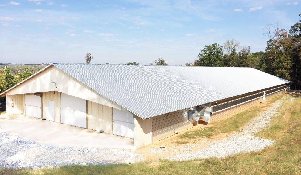 NutriQuest Poultry Research Facility